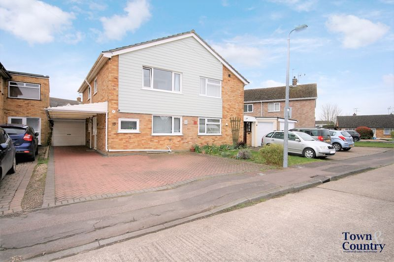 Elm Close, Alresford, CO7